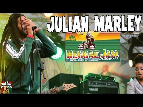 Julian Marley - Build Together @Reggae Jam 2016