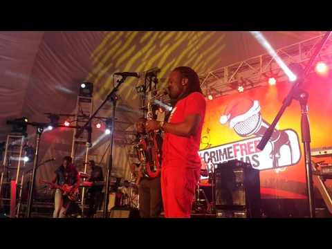 Romain Virgo Full Concert live @ Emancipation Park, Kingston, Jamaica