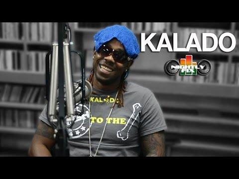 Kalado talks getting death threats from Dexta Dap fans + post-suicidal state
