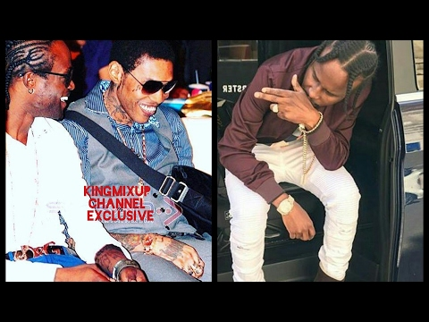 Shawn Storm Diss Popcaan On Instagram & Poppy Claps Back ? Shots Fired