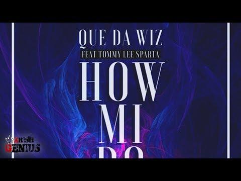 Que Da Wiz Ft. Tommy Lee Sparta - How Mi Do It (Raw) June 2017