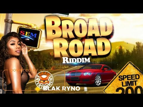 Blak Ryno - Evil (Raw) [Broad Road Riddim] July 2017