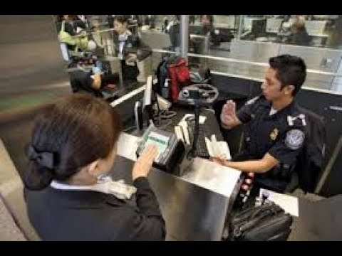 Jamaican Woman said US Immigration officers treated her like a dog in ATLANTA ( LISTEN HER STORY )
