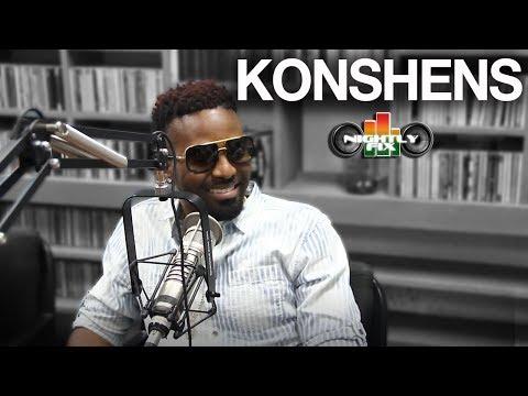 Konshens talks Delus Charity, Chris Brown collab + says I-Octane did not key his Range