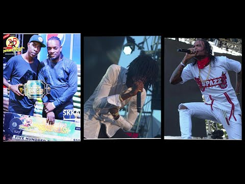 Tony Matterhorn Say Alkaline Fire Blank Shots At Tommy Lee Spats At Sumfest & Lost Clash