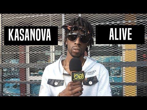Kasanova ALIVE! - Kidnapping a Publicity Stunt?