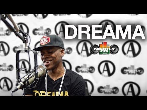 Dreama talks being the 1st to harness Dexta Daps sound + past works w/ Cham & Beenie Man