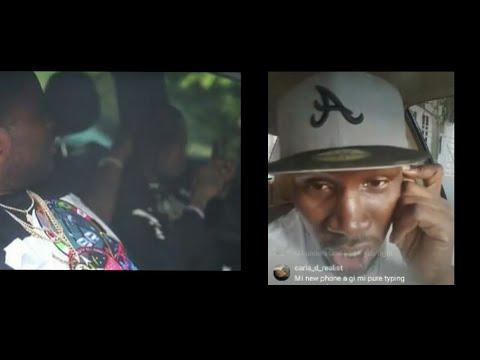 Foota Hype Talks About Sean Kingston Alkaline Tommy Lee War  & Begs Thief To Return Passport...