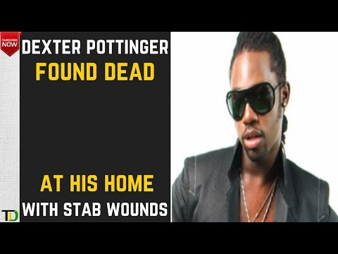Dexter 3D Pottinger found Murdered @ St Andrew Home! He was stabbed to Death
