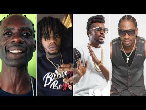 NINJA MAN SPEAKS ON ALKALINE, BEENIE MAN ISSUES IN DANCEHALL & BOUNTY KILLER BEEF WITH PRODUCER