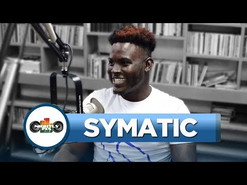 Symatic talks winning Magnum Kings & Queens of Dancehall 2017 + Suspense becoming a christian