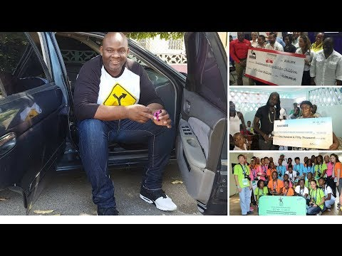 RICHIE FEELINGS DISS JAMAICAN PEOPLE WHO CRITICIZE DONATIONS MADE BY JAMAICAN CELEBRITIES