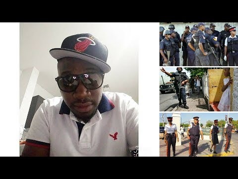 FOOTA HYPE SPEAKS ON VIOLENCE IN JAMAICA & TELLS THE REASON WHY IT IS SO HIGH