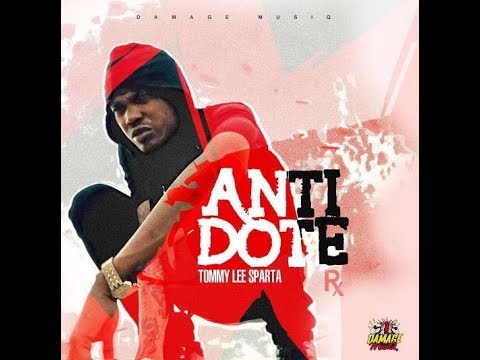 """Tommy Lee Have A Cure Fi Them In New Song """"Antidote"""""""