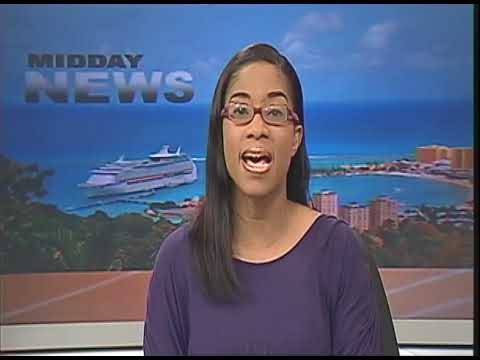 Some Workers a No Show at Blood Bank & Public Health Lab - TVJ Midday News - Feb. 26 2018
