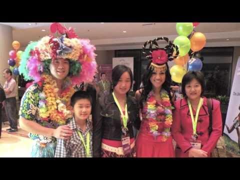 IAMAGEL WEEKEND SEMINAR IN MALAYSIA - 21 TO 22 JULY 2009