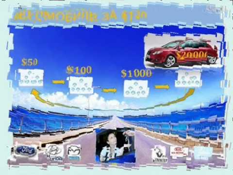 Маркетинг - план  Автомобиль за 130 (2 часть)