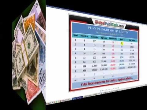GlobalPublicash (10$) - Заработок с 10$! Огромные деньги в GlobalPubliCash.