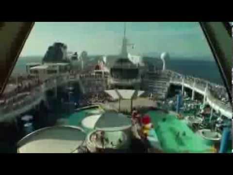 Круиз на самом огромном лайнере бесплатно!