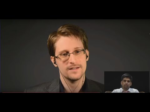 Edward Snowden Exclusive | The Deep State & Revolution