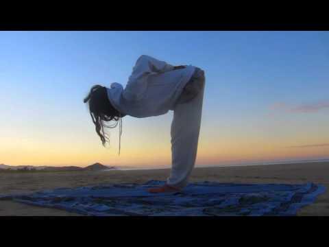 Rise 'n Shine Yoga practice