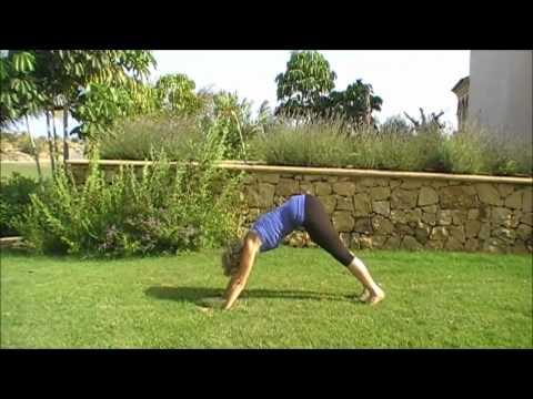 Energising Yoga Flow Practice