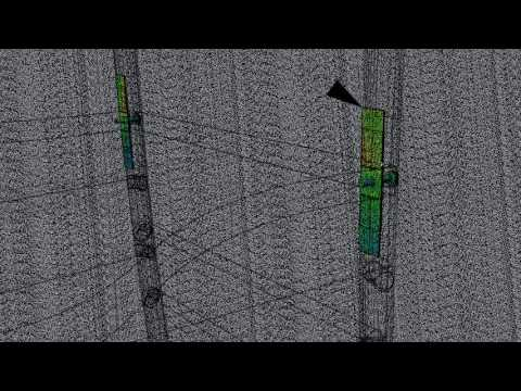 Scan&Solve Pro Curved Wood Chair Analysis