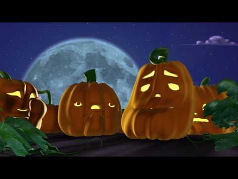 Singing Pumpkins 3D Animation Halloween 2006
