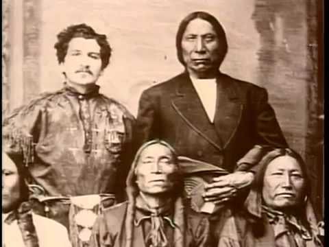 The Real West  Sitting Bull and The Great Sioux Nation