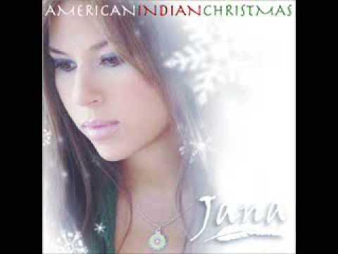 Jana Mashonee - Winter Wonderland (Sung in Ojibwe)