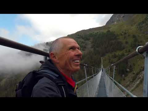 World's Longest Suspension Footbridge