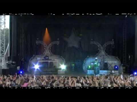 Dj Swift intro for Star Academy tour 2008