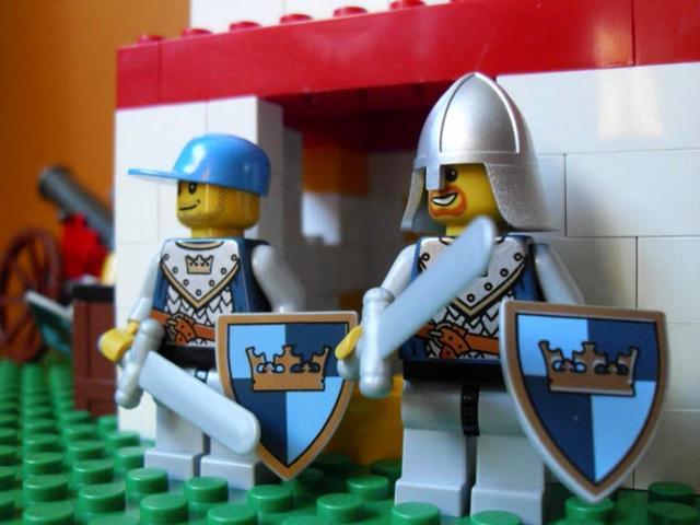 Wu-Tang Lego: Killer Tape funny