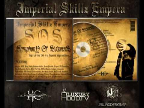 Imperial Skillz Empera - Symphony of Sickness ( Sampler )
