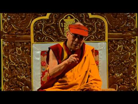 Day 1 - Kalachakra Preliminary Teachings