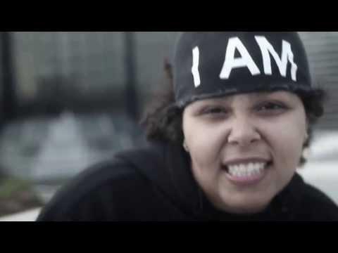 Kno Sleep showcasing her versatility droppin #BARS on her new promo video #SWEET! #IAMCRACK Powered…