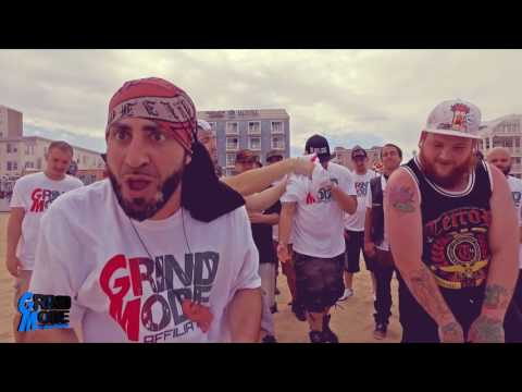 Grind Mode Cypher Ocean City Vol. 4 (prod. by Pheolix Nynes & Trixx Da Don)