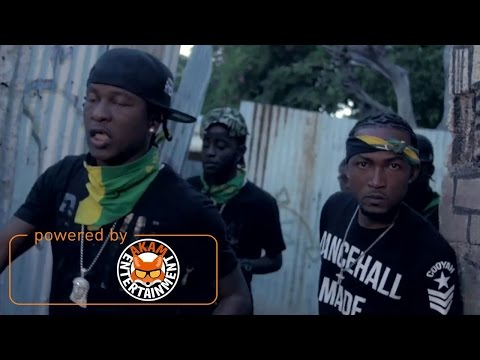 Charly Black - Attention Seeka/Turrrble Ft. Buck 1 [Official Music Video HD]