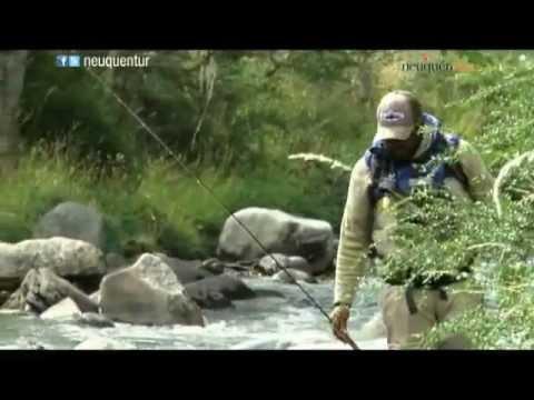 Andres Stangalini - Pesca deportiva en Neuquén