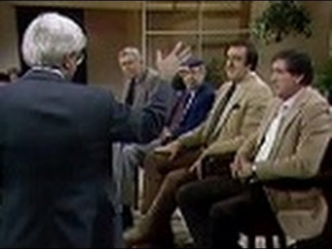 """Donahue - """"Andy Griffith & Friends"""" (Part 1, 1986)"""