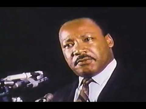 """Martin Luther King's Last Speech: """"I Have Been To The Mountaintop"""""""
