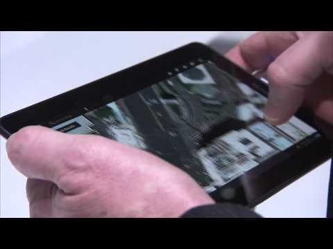 The Thin, Light Samsung Galaxy Tab 7.7