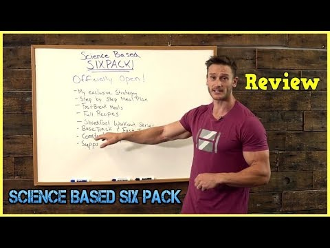 Science Based Six Pack Review By Thomas Delauer