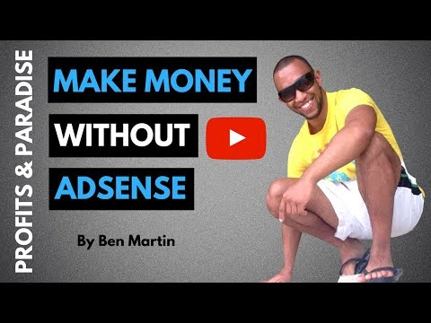 How To Earn Money From YouTube Without Adsense ($137,000 Method)