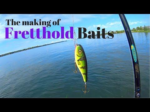 Fretthold Baits