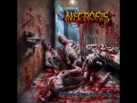 Necrosis - Congenital Abnormality (Catatonic Psychosis 2013)