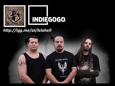 Lelahell - Alif Second Album Crowdfunding Campaign