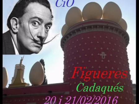 Ruta Dalí: Teatre Museo Figueres + Ferrocarril Cadaqués al Parc Natural de Cap de Creus