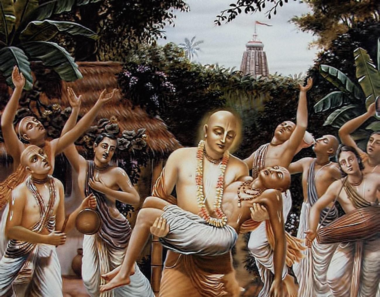 Disappearance day of Srila Haridas Thakur - Blog 2 0 - ISKCON Desire