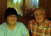 Linda and John Clausen